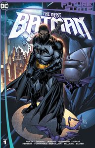 [Future State: The Next Batman #1 (Ken Lashley Variant) (Product Image)]