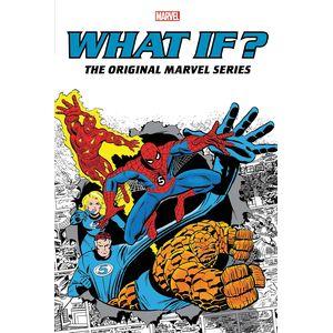 [What If: Original Marvel Series: Omnibus: Volume 1 (Wilson Cover Hardcover) (Product Image)]