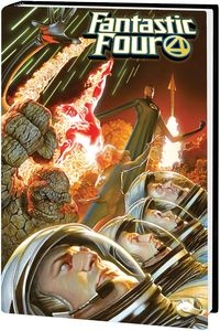 [Fantastic Four: Omnibus: Volume 3 (Ross Cover New Printing Hardcover) (Product Image)]