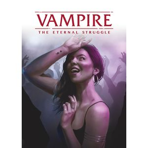 [Vampire: The Eternal Struggle: 5th Edition: Malkavian (Product Image)]