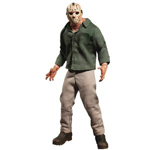 [Friday The 13th: Part 3: One:12 Collective Action Figure: Jason Voorhees (Product Image)]