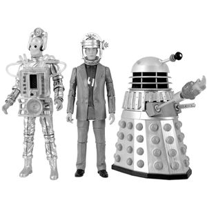 [Doctor Who: Action Figure Collectors Set: Enemies Of The 1st Doctor (Forbidden Planet Exclusive) (Product Image)]