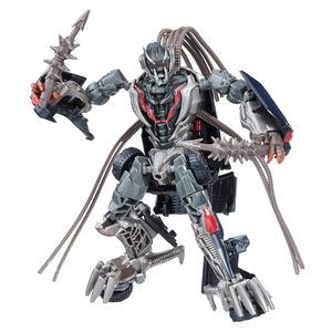 [Transformers: Generations: Studio Series Premier Deluxe Movie Action Figure: Crowbar (Product Image)]