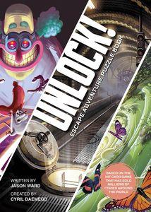 [Unlock! Escape Adventure Puzzle Book (Product Image)]