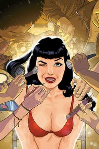 [Bettie Page #5 (Cover B Kano) (Product Image)]