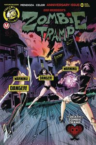 [Zombie Tramp Ongoing #50 (Cover B Celor Risque) (Product Image)]