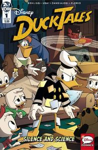[Ducktales: Silence & Science #1 (Cover B Stella) (Product Image)]