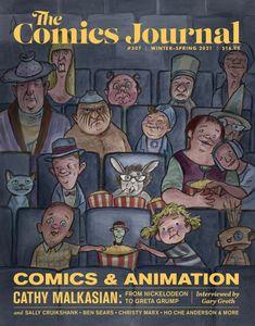 [Comics Journal #307 (Product Image)]
