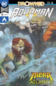 [Aquaman #41 (Drowned Earth) (Product Image)]