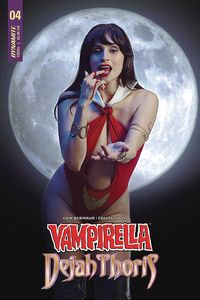 [Vampirella: Dejah Thoris #4 (Cover E Vampirella Cosplay) (Product Image)]