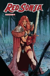 [Red Sonja #26 (Cover C Peeples) (Product Image)]