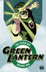 [Green Lantern: The Silver Age: Volume 1 (Product Image)]