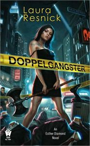 [Esther Diamond: Book 2: Doppelgangster (Product Image)]