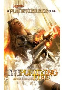 [Magic The Gathering: Planeswalker: The Purifying Fire (Product Image)]