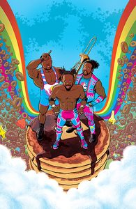 [WWE: The New Day: Power Of Positivity #1 (Cover A Bayliss) (Product Image)]