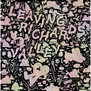 [Leaving Richard's Valley (Hardcover) (Product Image)]