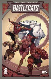[Battlecats: Volume 3 #5 (Product Image)]
