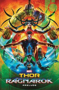 [Marvel Cinematic Collection: Volume 8: Thor: Ragnarok Prelude (Product Image)]
