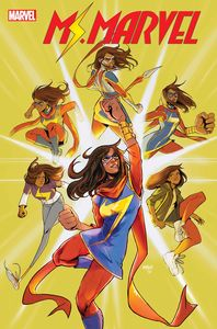 [Ms Marvel: Beyond Limit #1 (Product Image)]