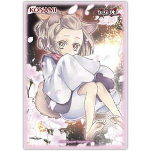 [YU-GI-OH!: Trading Card Game: Card Sleeves: Ash Blossom (Pack Of 50) (Product Image)]