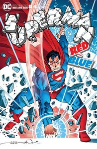 [Superman: Red & Blue #4 (Walter Simonson Cardstock Variant) (Product Image)]