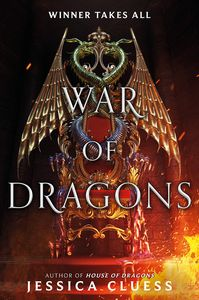[War Of Dragons (Hardcover) (Product Image)]