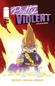 [Pretty Violent #4 (Product Image)]