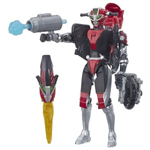 [Power Rangers: Beast Morphers Deluxe Action Figure: Cruise Beastbot (Product Image)]