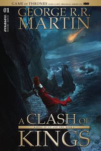 [Game Of Thrones: Clash Of Kings #1 (Cover C Simonetti) (Product Image)]