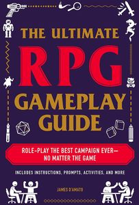 [The Ultimate RPG Gameplay Guide (Product Image)]