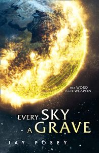 [Ascendance: Book 1: Every Sky Is A Grave (Signed Forbidden Planet Special Edition Hardcover) (Product Image)]