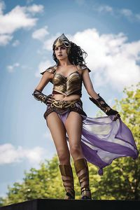 [Dejah Thoris: 2019 #7 (Estrada Cosplay Virgin Variant) (Product Image)]