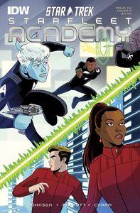 [Star Trek: Starfleet Academy #2 (Product Image)]