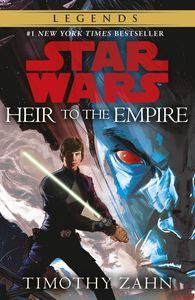 [Star Wars: Thrawn Trilogy: Book 1: Heir To The Empire (Product Image)]