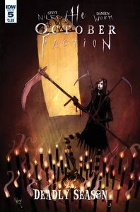 [October Faction: Deadly Season #5 (Product Image)]