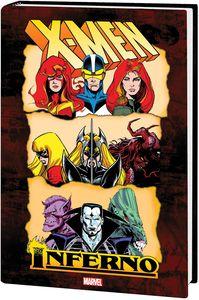[X-Men: Inferno: Omnibus (Dm Variant Hardcover) (Product Image)]