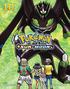 [Pokemon: Sun & Moon: Volume 10 (Product Image)]