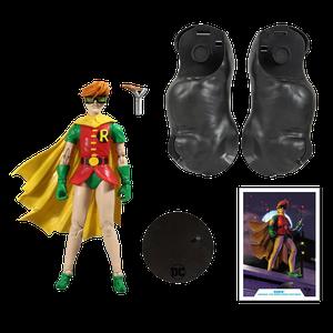 [DC Multiverse: Build-A Action Figure: Wave 6: Batman: The Dark Knight Returns: Robin (Product Image)]