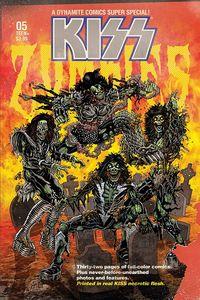 [Kiss: Zombies #5 (Haeser Bonus Variant) (Product Image)]