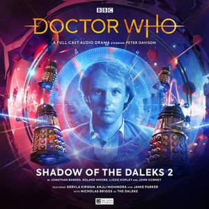 [Doctor Who: The Monthly Adventures #270: Shadow Of The Daleks 2 (Product Image)]