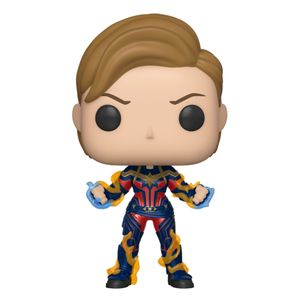 [Avengers: Endgame: Pop! Vinyl Figure: Captain Marvel With New Hair (Product Image)]