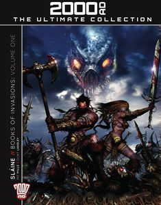 [2000AD: Ultimate Collection: Issue 61: Slaine: Books Of Invasions: Volume 1 (Product Image)]