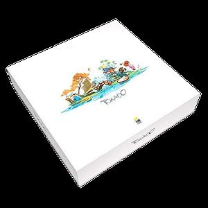 [Matsuri: 5th Anniversary Edition: Tokaido (Expansion) (Product Image)]