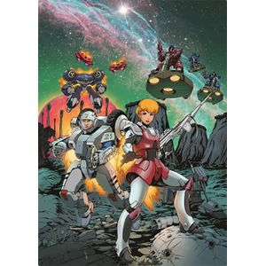 [Savage Worlds: Robotech: Return To Earth: A Masters & New Generation Saga (Product Image)]