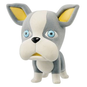[JoJo's Bizarre Adventure: Stardust Crusaders Figure: Fluffy Puffy Iggy (Version A) (Product Image)]