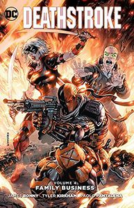 [Deathstroke: Volume 4: Family Business (Product Image)]