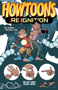 [Howtoons: [Re]Ignition: Volume 1 (Product Image)]
