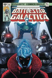 [Battlestar Galactica: Classic #4 (Cover B Hdr) (Product Image)]