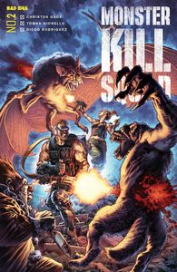 [Monster Kill Squad #2 (Product Image)]