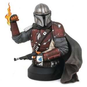 [Star Wars: The Mandalorian: Bust: The Mandalorian (Product Image)]